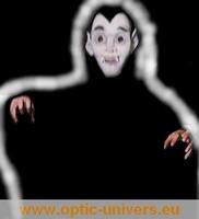vampire 4/12 ans masque halloween Deguisement enfant